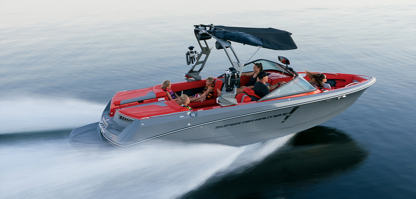 Экстерьер Nautique Super Air 230